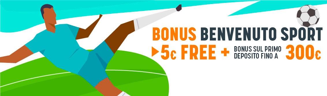 Migliori Bonus Senza Deposito