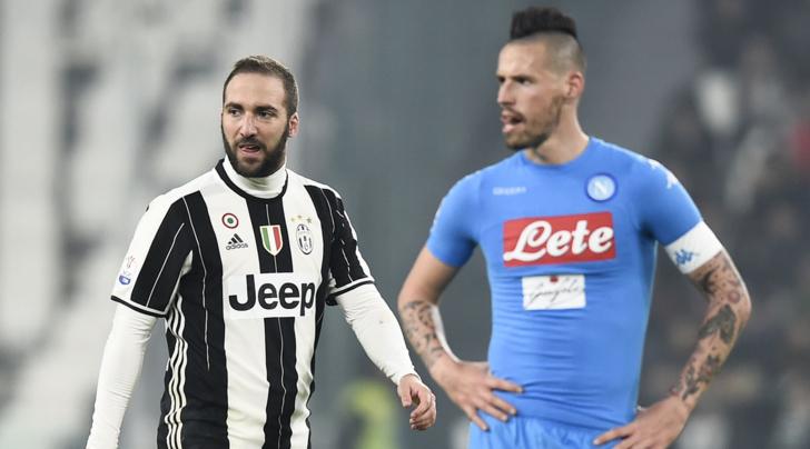 Diretta Streaming Napoli Juventus: dove vedere il big match del San Paolo
