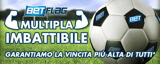 Recensione Betflag: palinsesto, quote calcio e bonus scommesse