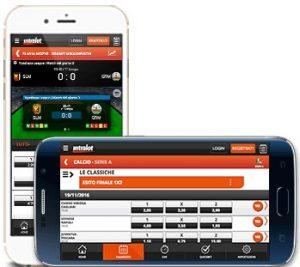 Intralot app e Intralot mobile per scommesse online: la nostra recensione