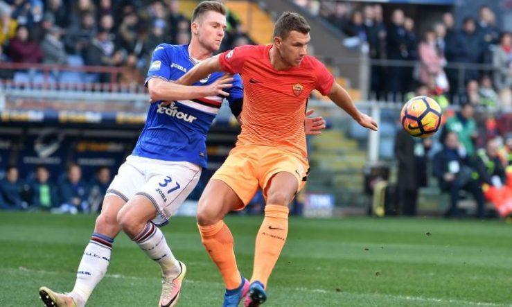 Sampdoria Roma diretta streaming gratis: come vedere la partita