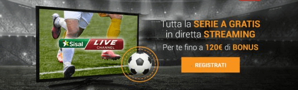 Serie A in streaming: scopri dove vederla