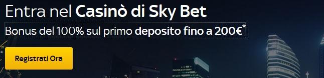 Recensione SkyBet: palinsesto, quote calcio, bonus scommesse