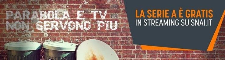 SNAI live streaming: come guardarlo e cosa offre