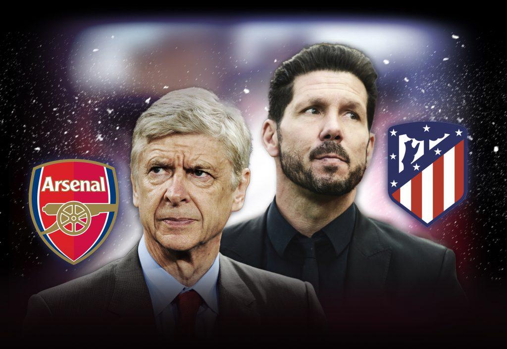 Arsenal – Atletico, 26 aprile, Bonus EUROBET. Europa League