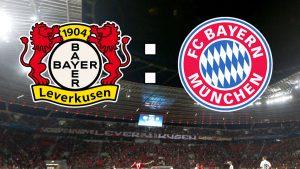 Bayer Leverksusen Bayern Monaco diretta streaming gratis