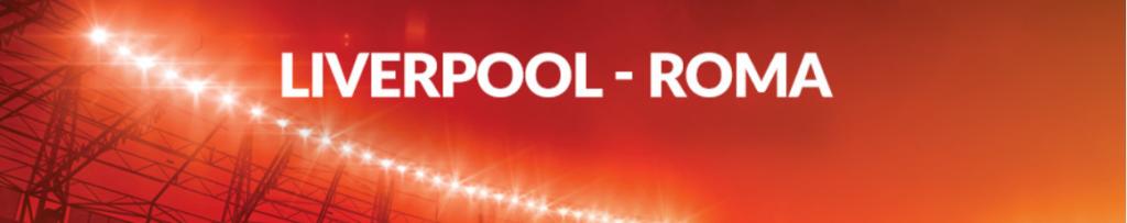 Liverpool – Roma, 24 aprile, bonus EUROBET!