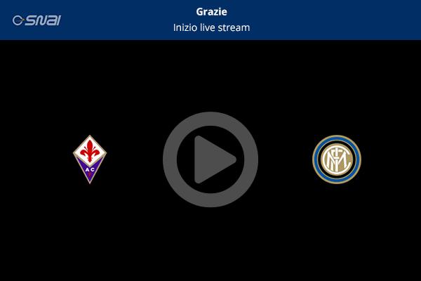 Fiorentina Inter diretta streaming gratis: come vedere la sfida del Franchi