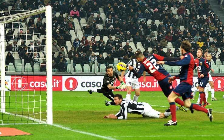 Juventus Genoa diretta streaming gratis: come vedere la partita
