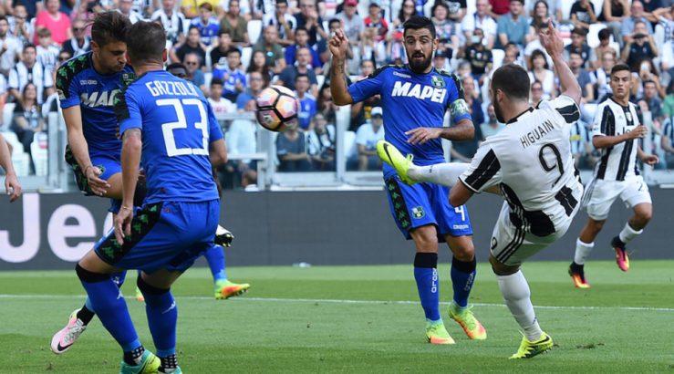 Juventus Sassuolo pronostico vincente e quote | Consigli Scommesse