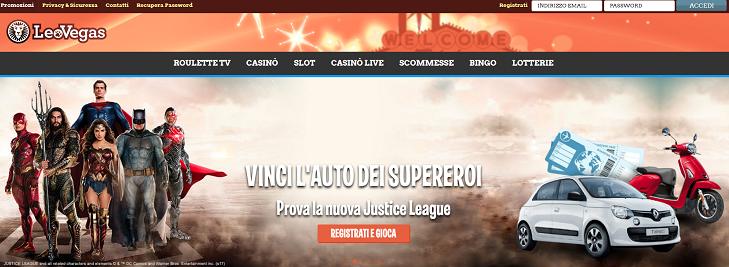 Gestione dell'account LeoVegas: chiusura e sospensione del Conto