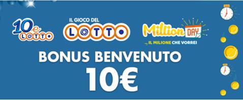 Bonus Better Lottomatica: tutte le promozioni
