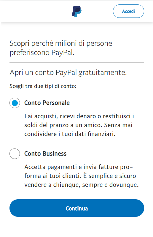 Bookmakers con Paypal