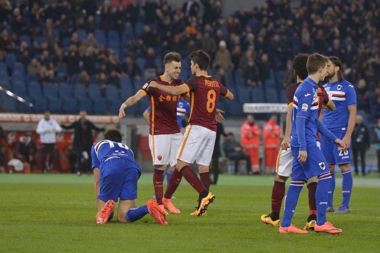 Roma Sampdoria diretta streaming e probabili formazioni | Dove vederla
