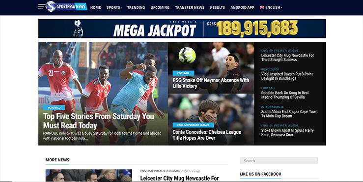 Recensione SportPesa: palinsesto, quote calcio, bonus scommesse