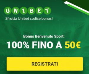 Bonus Unibet, Internazionali BNL di Roma 2018, montepremi da 2000€