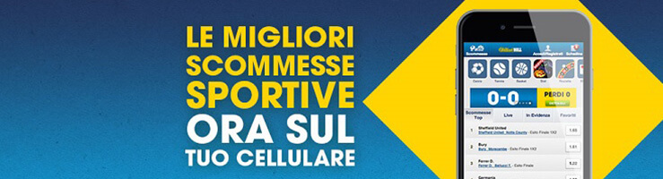 App scommesse William Hill: la nostra recensione